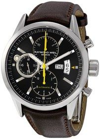Raymond Weil Automatic Stainless Steel Watch #7730-STC-20101 (Watch) . Please Visit us at the following URL: http://www.bodying.com/raymond-weil-automatic-stainless-7730-stc-20101/watches/43881
