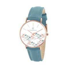 Dámské hodinky s řemínkem v modré barvě Olivia Westwood Puna 5fe1a8384d