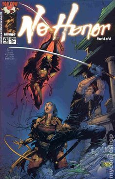 Image result for Top Cow Image No Honor #4