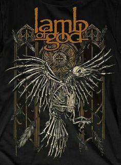 Lamb Of God Emotioanal HD Pictures Logo Band