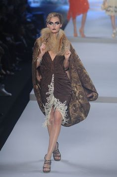 John Galliano for Christian Dior Spring-Summer 2008 Ready To Wear