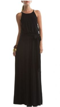 Luna Dress, Black