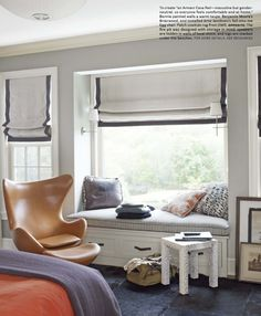 simple window shades