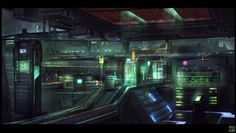 whee, it& a Blade Runner fanart! I promised to do a more finished neon cityscape some time ago when I uploaded that Neo Tokyo image, so here goes! This was done for another EOW at conceptart. Cyberpunk City, Futuristic City, Futuristic Technology, High Tech Low Life, Sci Fi City, Neo Tokyo, Wallpaper Size, Future City, Urban Planning