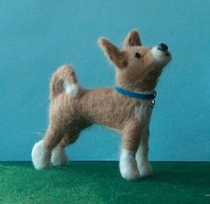 Needle Felted Sculpture
