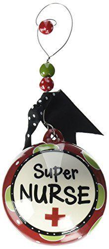 "Unique ""Super Nurse"" Christmas Tree Ornament Great Holida... https://www.amazon.com/dp/B00EZB5MJO/ref=cm_sw_r_pi_dp_U_x_YrCjAb4R2F7ZF"
