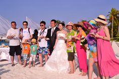 Another colorful Wedding tomorrow 4 June 2013 at Centara Grand, Maldives