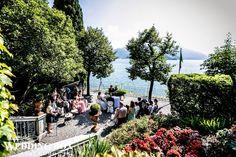 Villa Cipressi, Varenna, view of Lake Como, Italy Italy Wedding, Our Wedding, Wedding Ideas, Lake Como Wedding, Beautiful Wedding Venues, Happily Ever After, Dolores Park, Como Italy, Travel