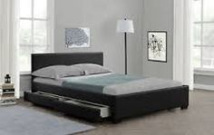 Image result for modern king size bed frame