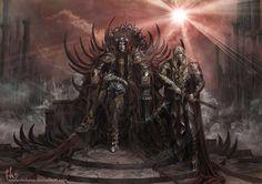 Sauron by irulana