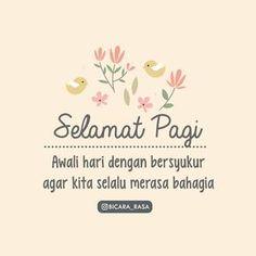 "7,432 Likes, 10 Comments - Majelis Tausiyah Cinta (@tausiyahcinta_) on Instagram: ""Selamat pagi #bicararasa"""