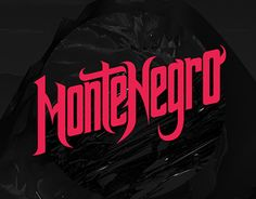 """Check out new work on my @Behance portfolio: """"Montenegro"""" http://on.be.net/1MbR0lK"""