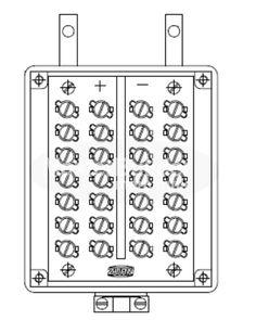 MINI JUNCTION BOX P6000-MJ