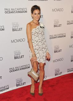 Sarah Jessica Parker Photos - 2011 New York City Ballet Fall Gala - Zimbio