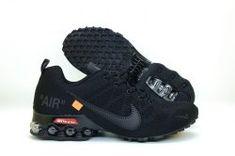 9ec937c1be8 Economics Nike Air Shox Off White Triple Black Total Orange Shox Nz Men s  Athletic Running Shoes