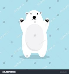 Find Polar Bear Cartoon Character stock images in HD and millions of other royalty-free stock photos, illustrations and vectors in the Shutterstock collection. Thousands of new, high-quality pictures added every day. Polar Bear Cartoon, Cartoon Characters, Fictional Characters, Flat Design, Adobe Illustrator, Illustration, Royalty Free Stock Photos, Cute, Gardening
