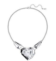 e292abc70 Jean Paul Gaultier for Atelier Swarovski Reverse Necklace for sale online |  eBay