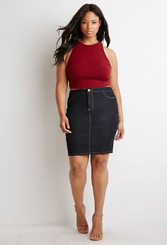 Tried and True   PLUS SIZE   Forever 21