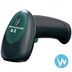Bluetooth/® Metapace S-2 USB-Kit Barcode-Scanner Bluetooth/® 1D Imager Schwarz Hand-Scanner USB