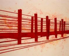 Tony Bevan is a British artist who currently lives and works in London. The arch. Art Basel Hong Kong, Institute Of Contemporary Art, Royal Academy Of Arts, National Portrait Gallery, Paint Shop, Landscape Architecture, One Color, Outdoor Structures, London