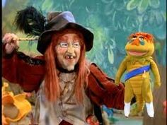 Witchiepoo crashes the surprise birthday party Pufnstuf throws for Jimmy… Old Tv Shows, Kids Shows, Hr Puff N Stuff, Moonwalk Dance, Mary Tyler Moore Show, Innocence Lost, Dream Of Jeannie, Childhood Tv Shows, The Man From Uncle