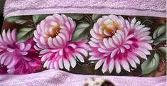 Resultado de imagen para beth matteelli pintura em tecido