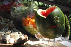 fish party ideas | Party Ideas / Vintage Fishing Party