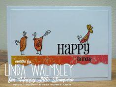 Happy Little Stampers: HLS March CAS Challenge