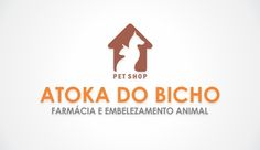 Marca do Petshop Atoka do Bicho - Florânia-RN