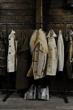 Nigel Cabourn Autumn/Winter 2012