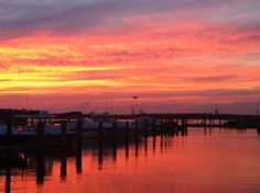 Pretty sunset!