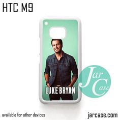 Luke Bryan YP 1 Phone Case for HTC One M9 case and other HTC Devices