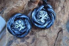 Celtic Tree of Life Handmade  Macrame Necklace by LunaMater