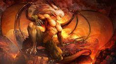Dragons Crown Unlockable Artworks (58 фото)