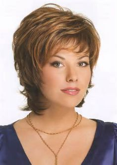 Short Hairstyles For Women Over 50 Fine Hair - Bing Images I used to wear this cut in the early 70's.....LOVED it!