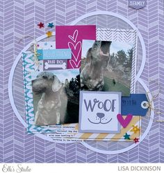 woof by Lisa Dickinson