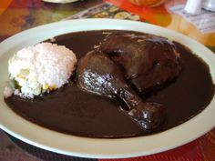 There are more than 300 varieties of mole in Mexico, and although it's one of the most famous Mexican dishes, it remains one of the most misunderstood preparations north of the border. Mole is not a sauce to add flavor to a dish—it is the dish. All other elements on the plate exist to eat …