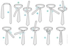Learn how to tie the Murrell Knot - http://www.ties.com/how-to-tie-a-tie/murrell via @Ties.com®