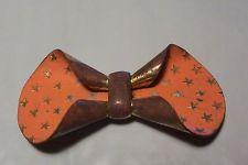 Vintage Large  Schiaparelli Enamel Brooch Pin