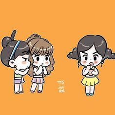TTS @taeyeon_ss @xolovestephi @seojuhyun_s #jujiir_RPG