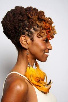 Incredible Curly Loc Updo Loc Pinterest Updo Hairstyles And Beauty Short Hairstyles For Black Women Fulllsitofus