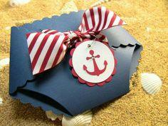 Convite fralda marinheiro