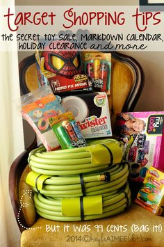 Tips & Tricks for scoring Target clearance deals (Target's markdown calendar, Target's Secret Toy Sale & Target's Holiday Clearance)