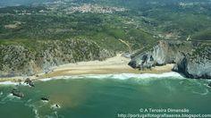 A Terceira Dimensão - Fotografia Aérea: Praia da Adraga