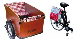 more cute cargo designs for bicycle...