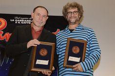#LuccaMovie – Enzo d'Alò per Pinocchio riceve il Movie Comics & Games Award 2012