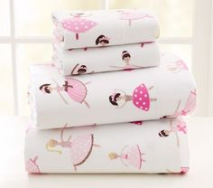 Ballerina Sheets (Nora's Room)