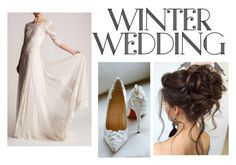 """""""True Romance: Winter Wedding"""" by officialrt ❤ liked on Polyvore featuring Temperley London"""