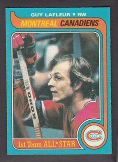 1979 80 O Pee Chee OPC Canadiens Guy Lafleur 200 All Star | eBay
