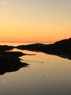 Evening in Kristiansund